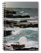 A Dangerous Coastline Spiral Notebook