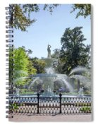 A Day At The Park Spiral Notebook