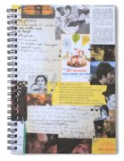 A Day In The Life Spiral Notebook