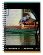 A Day On The Water Spiral Notebook