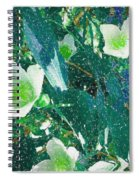 A Different Shade Of Blue Spiral Notebook