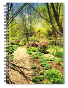 A Dose Of Spring Spiral Notebook