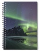 A Dream As Real As Darkness Spiral Notebook