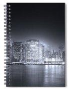 A Dream Of Manhattan Spiral Notebook