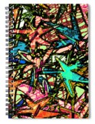 A Dream Shattered Spiral Notebook