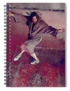 A Dude-like Zen - The Big Lebowksi Spiral Notebook
