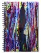 A Face In The Crowd Spiral Notebook