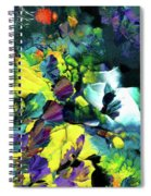 A Fairy Wonderland Spiral Notebook