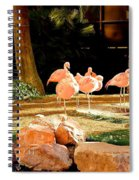 A Family Gathering Spiral Notebook