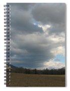 A Far View Spiral Notebook