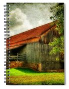 A Farm-picture Spiral Notebook