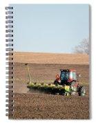 A Farmers Life Spiral Notebook