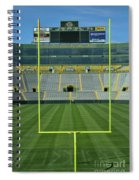 A Field Of Honor Spiral Notebook