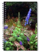A Field Of Wildflowers Spiral Notebook