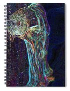 A Fish Called Poe Spiral Notebook