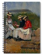 A Fisherman's Daughter Spiral Notebook