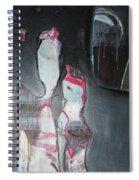 A Flase Rumor Spiral Notebook