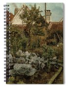 A Flemish Garden Spiral Notebook
