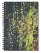 A Flowing Rock Spiral Notebook