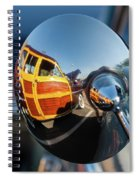 A Ford Woody Spiral Notebook