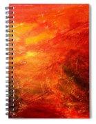 A Forest Spiral Notebook