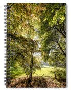 a Forest part 2 Spiral Notebook