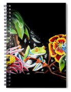 A Frogs Life Spiral Notebook
