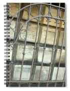 A Gate To The Dead Spiral Notebook
