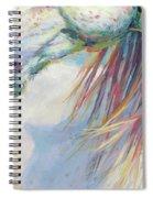 A Gentle Breeze Spiral Notebook