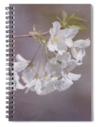 A Gentle Touch Of Spring Spiral Notebook