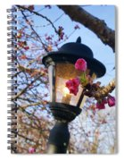 A Glance Of Spring Spiral Notebook