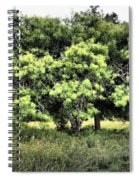 A Glimpse Of Nature Spiral Notebook