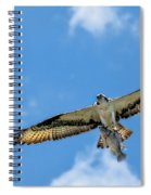 A Good Day Fishing Spiral Notebook