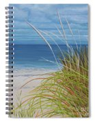 A Good Day For Beachcombing Spiral Notebook