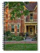 A Grand Victorian 3 Spiral Notebook