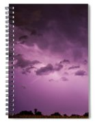 A Great Way To End This Chase Day 009 Spiral Notebook