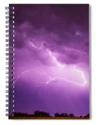 A Great Way To End This Chase Day 017 Spiral Notebook