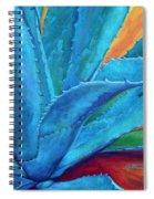 A Hand Out Spiral Notebook