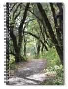 A Happy Trail Spiral Notebook