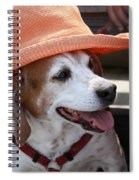 A Hat For Buddy Spiral Notebook