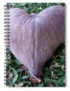 A Heart Never Dies Spiral Notebook
