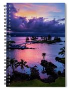 A Hilo View Spiral Notebook