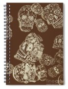 A Holiday Inversion  Spiral Notebook