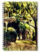A Home Of Love Spiral Notebook