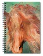 A Horse Called Copper Spiral Notebook