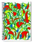 A Jungle Out There Spiral Notebook