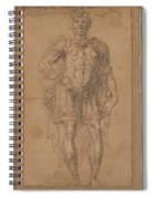 A King Of Judah And Israel  Spiral Notebook