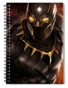 A King Rises Spiral Notebook