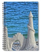 A Kingdom By The Sea Spiral Notebook