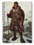 A Laplander Spiral Notebook